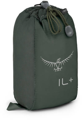 мешок для вещей Osprey Ultralight Stretch Stuff Sack 1+ Shadow Grey