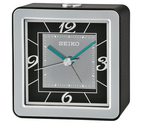 Настольные часы-будильник Seiko QHE098KN