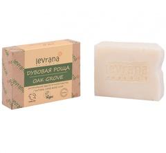 Натуральное мыло ручной работы Дубовая роща 100g, ТМ Levrana
