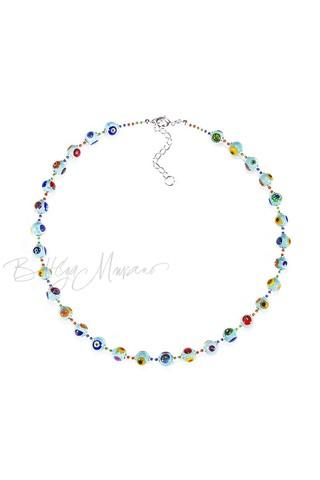Ожерелье Murrina голубое