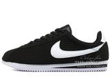 Кроссовки Мужские Nike Cortez Black White SMR