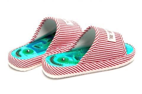 Тапочки массажные Шиацу (36-38 размер)
