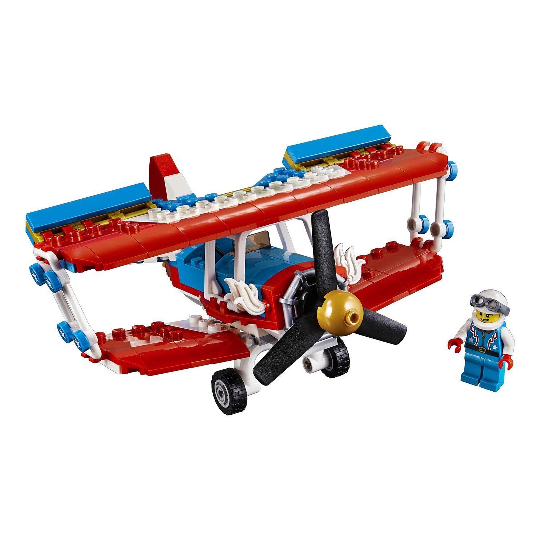 Конструктор LEGO Самолёт для крутых трюков Creator (31076)