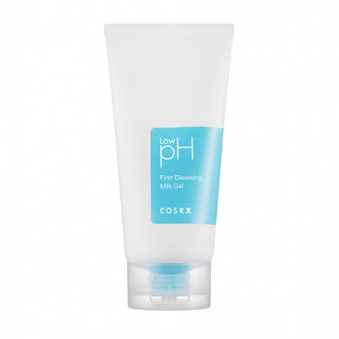 Очищающий Гель Для Умывания С Низким pH COSRX Low-pH First Cleansing Milk Gel