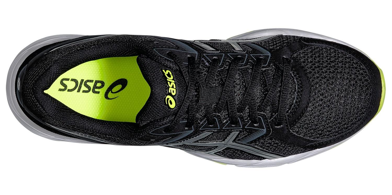 Мужские беговые кроссовки Gel-Contend 3 (T5F4N 9993) черные фото