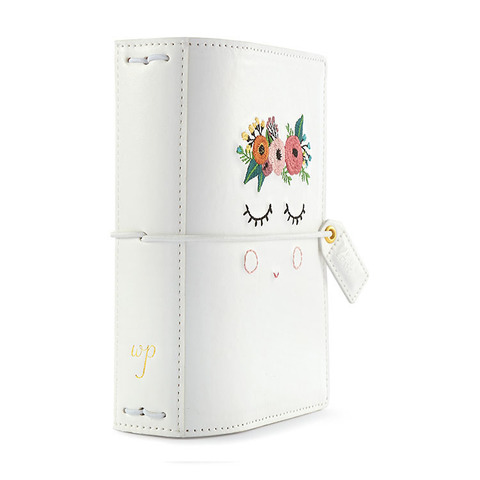Блокнот Color Crush Pocket Traveler's Planner  (10,8 х 15 см )-Sweet Caroline
