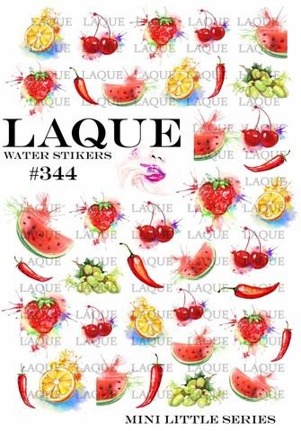 LAQUE Слайдер дизайн #344