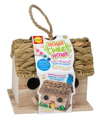 Alex Набор для декора деревянного домика для птиц