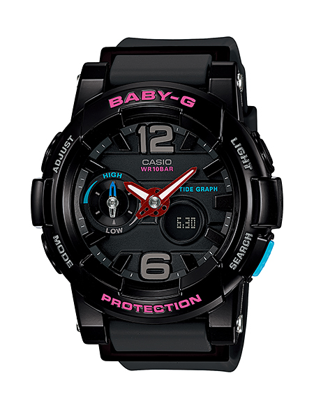 CASIO BGA-180-1B