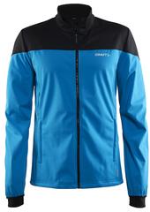 Мужская лыжная куртка Craft Voyage XC 1903581-2661 синяя