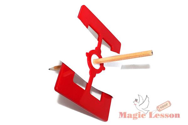 Магическая рамка (прокалывание стекла)
