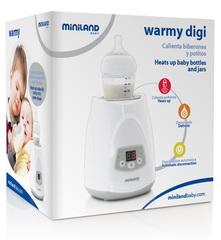 Подогреватель-стерилизатор для бутылочек Miniland Warmy Digy (арт.89204)