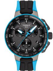 Мужские часы Tissot T111.417.37.441.05 T-Race Cycling
