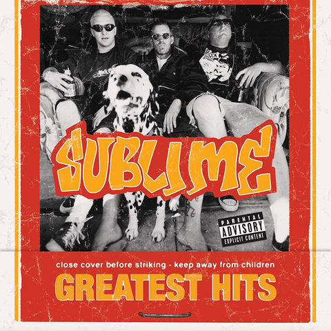 Sublime / Greatest Hits (LP)