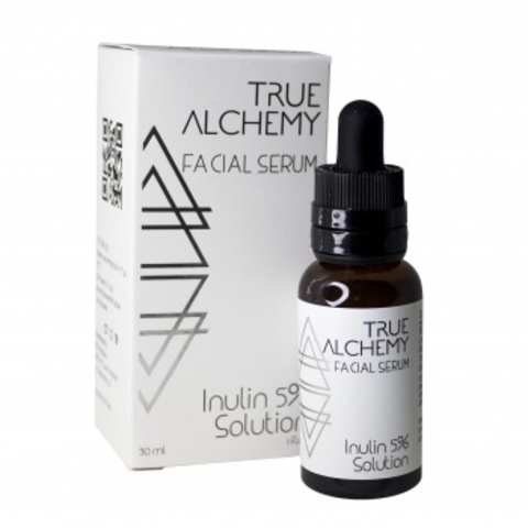 Сыворотка для лица Inulin 5% Solution (TRUE ALCHEMY, Levrana)