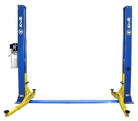 Подъёмник двухстоечный электрогидравлический ПГА-4000 Э