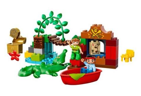 LEGO Duplo: Питер Пэн в гостях у Джейка 10526 — Peter Pan's Visit — Лего Дупло