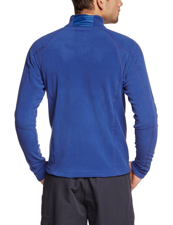 Мужская толстовка 8848 Altitude HOLLOW MICRO blue (790740) фото