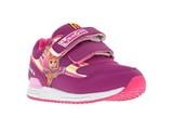 Кроссовки для девочек на липучках Фиксики, цвет сиреневый. Изображение 5 из 5.