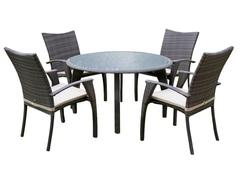 Комплект мебели Монако из искусственного ротанга