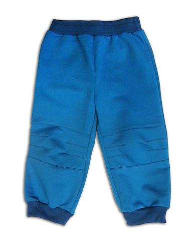 Basia Брюки спортивные для мальчика Н082 синий