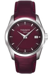 Женские часы Tissot T-Trend Couturier T035.210.16.371.00