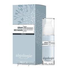 Algologie Hydrа-Replenishing Serum - Насыщенная увлажняющая сыворотка с гиалуроновой кислотой