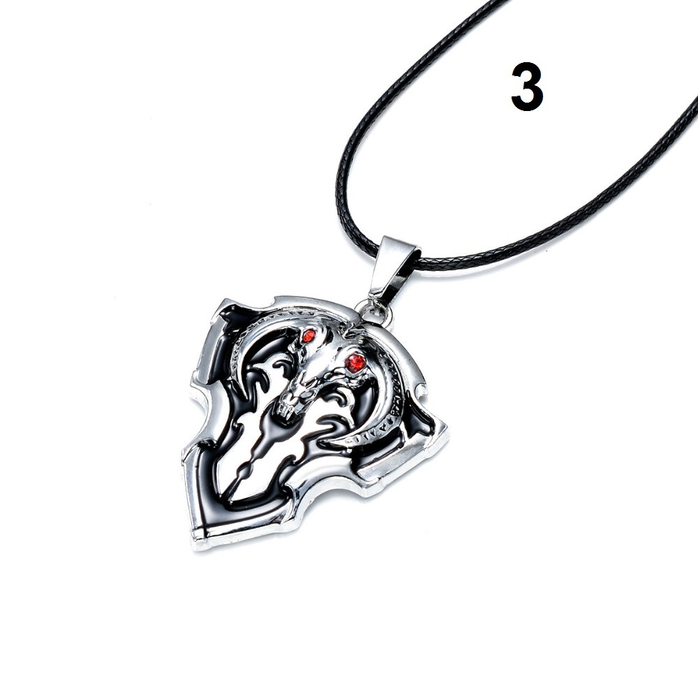 DOTA 2 Pendant Necklace