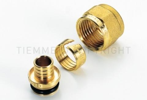 Евроконус для трубы PE-X 16х1/2