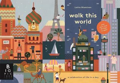 Kitab Walk This World | Lotta Nieminen