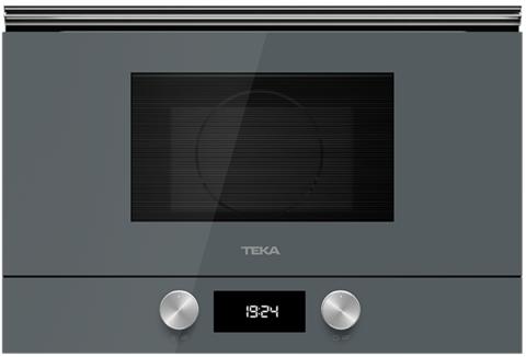 Встраиваемая микроволновая печь TEKA ML 8220 BIS L STONE GREY