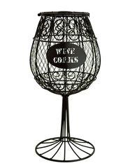 Декоративная емкость для винных пробок Boston Warehouse Wine Glass