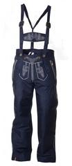 Мужские горнолыжные брюки Almrausch Lois 121326-1801 джинс фото
