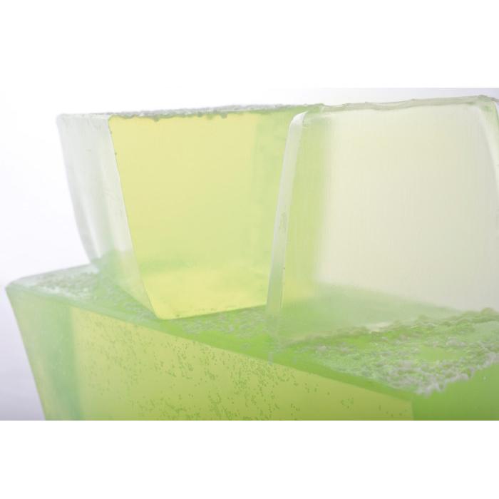 Autour Du Bain Нарезное прозрачное мыло Muguet / Ландыш (Нарезное мыло)