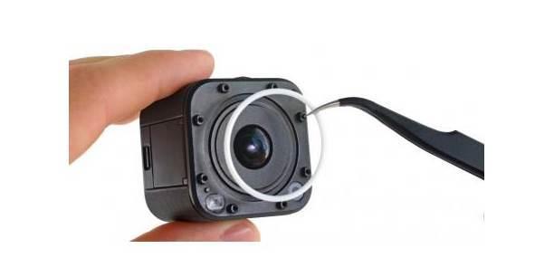 Набор для замены защитной линзы в камере Session замена