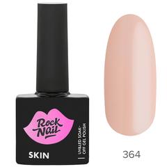Гель-лак RockNail Skin 364 Vanilla Skin, 10мл.