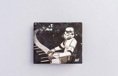 Экологичный бумажник New Star Wars