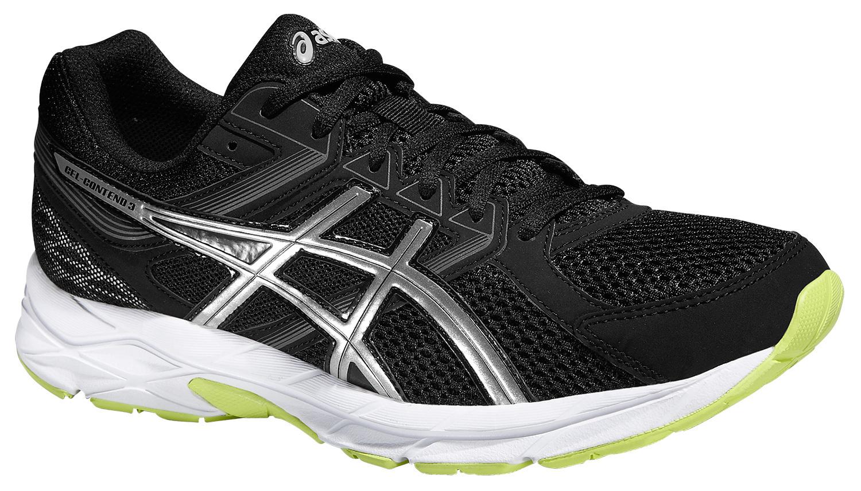 Мужские кроссовки для бега Gel-Contend 3 (T5F4N 9993) черные