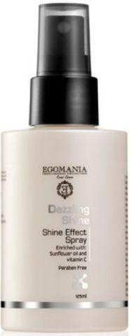 Спрей для придания блеска волосам, Dazzling Shine Egomania,120 мл.