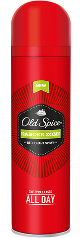 Old Spice дезодорант Danger Zone спрей, 150 мл