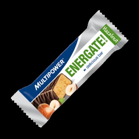 Энергетический батончик Multipower Energate Bar лесной орех