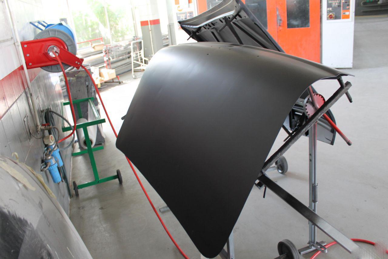 Крышка багажника Газ 13 Чайка
