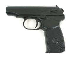 Пистолет тренировочный ПМ, резиновый