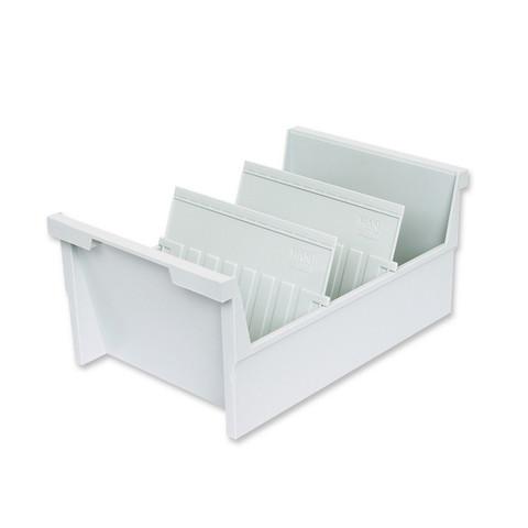 Картотека для карточек А5 на 1000шт HAN открытая ?855/0-11