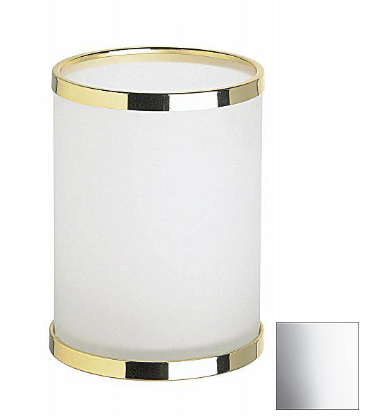Ведра для мусора Ведро для мусора без крышки Windisch 89103MCR Ribbed vedro-dlya-musora-bez-kryshki-89103mcr-ribbed-ot-windisch-ispaniya.jpg