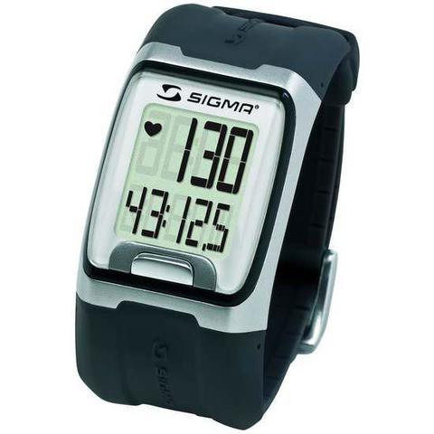 Купить Наручные часы Sigma 23110 с пульсометром PC 3.11 black по доступной цене
