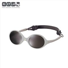 Очки солнцезащитные детские Ki ET LA Diabola 0-18 мес. Light Grey (светло-серый)