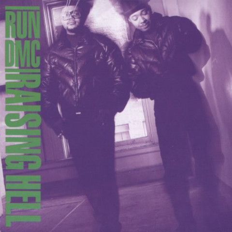 Run-D.M.C. / Raising Hell (LP)