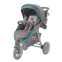 Коляска Happy Baby New NEON SPORT Blue