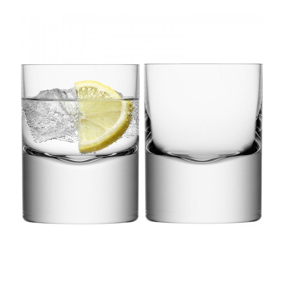 Стакан Boris 2 шт. LSA G008-09-992Бокалы и стаканы<br>Сет из 2-х стильных стаканов Boris упакован в красивую коробку и станет отличным подарком ценителям благородных напитков и современного дизайна. <br>Коллекция Boris от LSA International — это воплощение роскоши, качества и утонченности. Только самые опытные стекольщики обладают достаточным мастерством для создания посуды с тонкими стенками и толстым дном.<br>